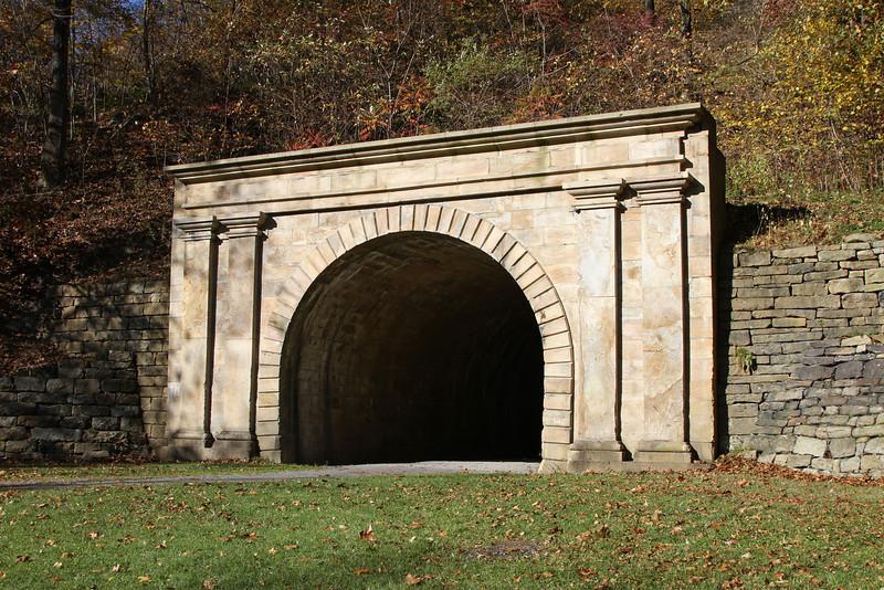 Allegheny Portage Railroad Staple Bend Tunnel