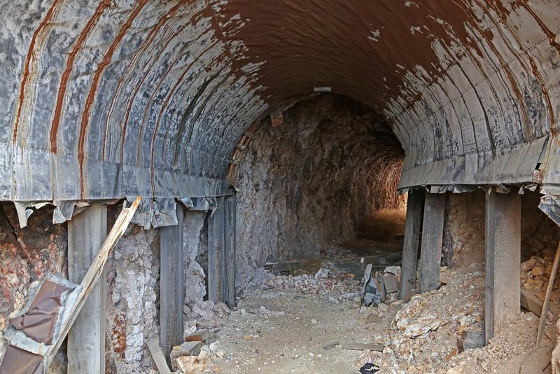 Virginia & Truckee Homestead Tunnel