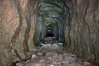 WB&H Penobscot Mountain Tunnel