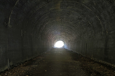 Top Mill Tunnel