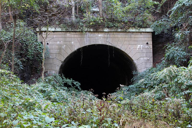 Mt. Wood Tunnel