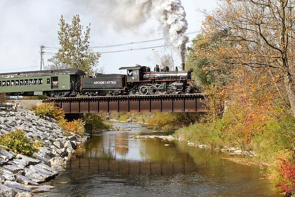 Arcade & Attica Railroad (New York)