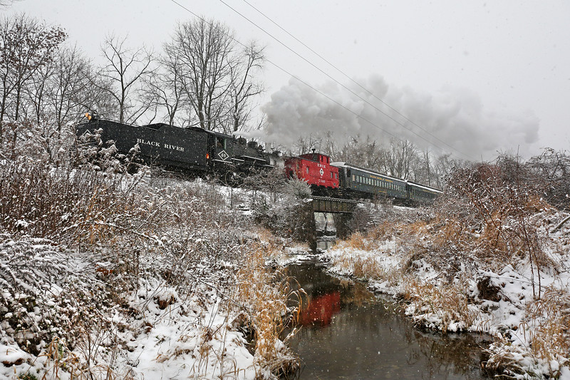 Black River & Western Railroad