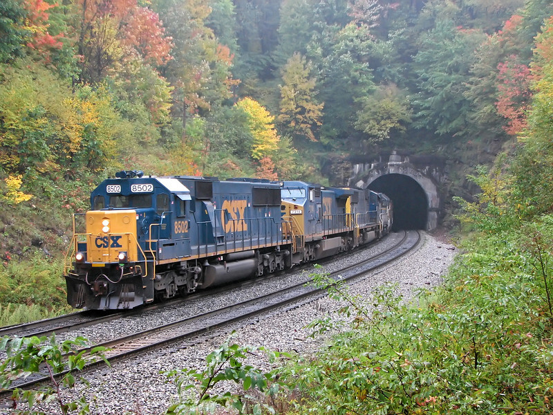 Sand Patch Grade - Sand Patch Tunnel (East Portal)