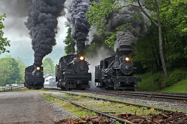 Cass Scenic Railroad (West Virginia)