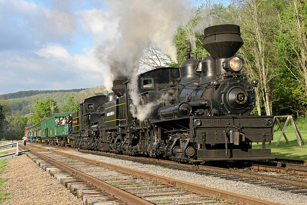 Cass Scenic Railroad (West Virginia)