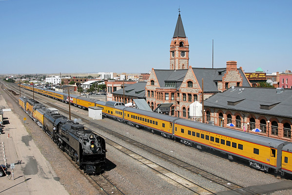 Frontier Days Train (Colorado & Wyoming)