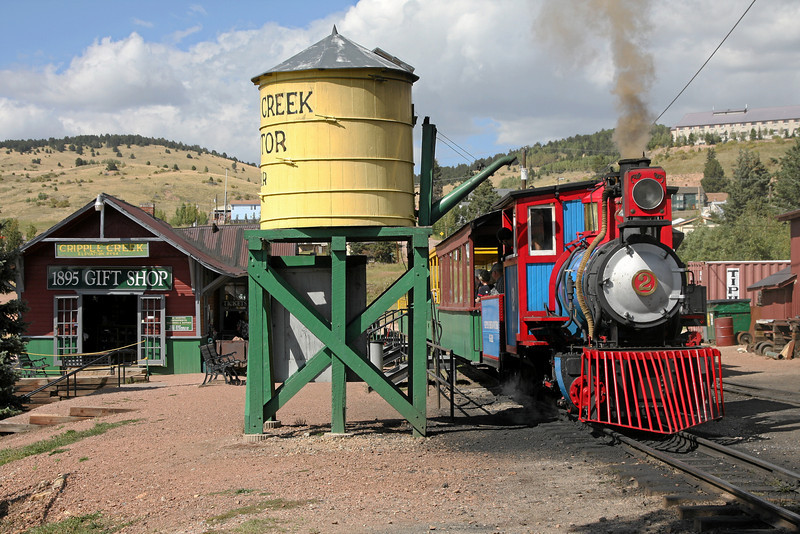 #2 at Cripple Creek Depot