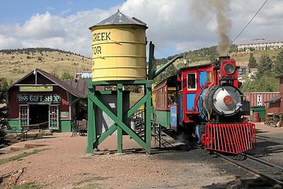 #2 at Cripple Creek Depot