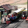 #2 and #3 side-by-side at Cripple Creek Depot