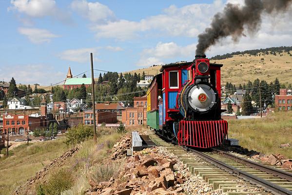 Cripple Creek & Victor Railroad (Colorado)