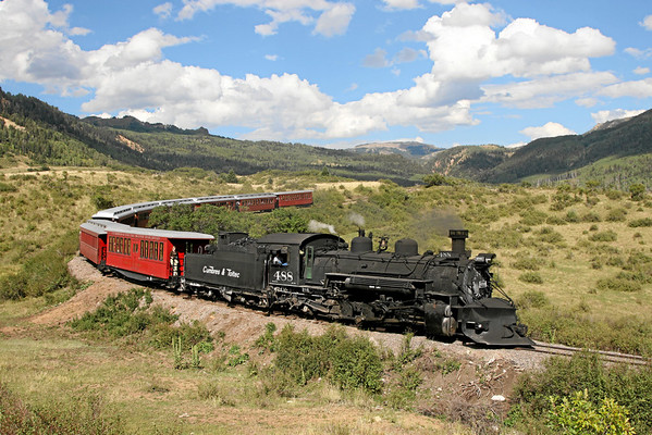 Cumbres & Toltec (Colorado & New Mexico)