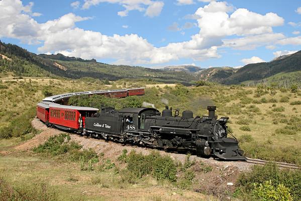 Cumbres & Toltec (Colorado & New Mexico)