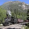D&RGW 315 at Durango & Silverton