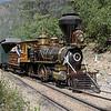 Eureka & Palisade 4 at Durango & Silverton