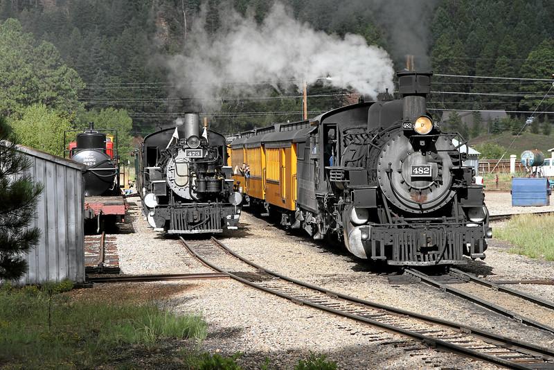 Durango & Silverton Narrow Gauge Railroad