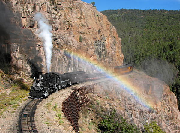 Durango & Silverton Railroad (Colorado)