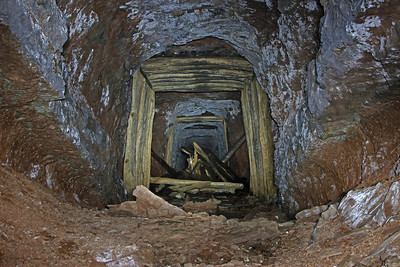 East Broad Top Railroad's Wrays Hill Tunnel