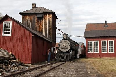 East Broad Top Railroad (EBT)