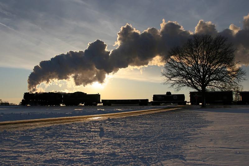 Owosso, Michigan - February 2008