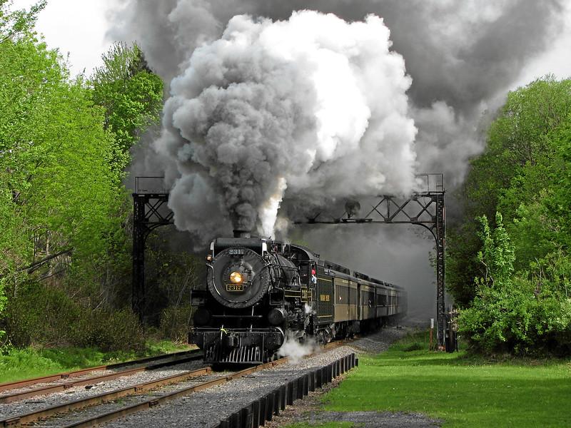 Moscow, Pennsylvania - May 2007