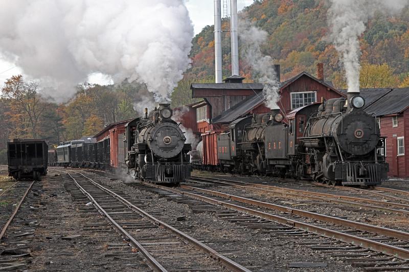 Orbisonia, Pennsylvania - October 2010
