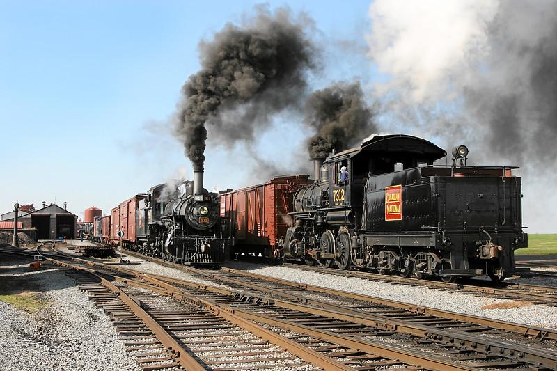 Strasburg, Pennsylvania - November 2007