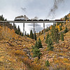 Osier, Colorado (Cascade Trestle) - September 2015