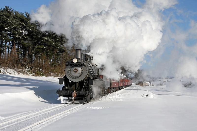 Strasburg, Pennsylvania (Cherry Hill) - December 2009