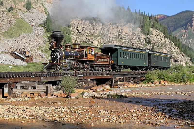 Silverton, Colorado - August 2010