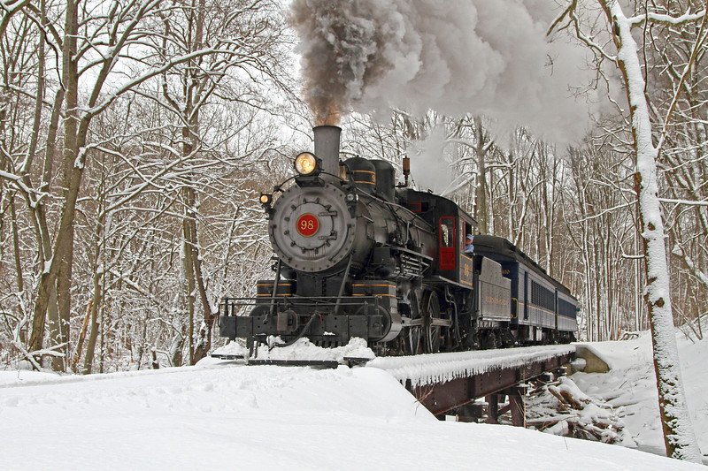 Wilmington, Delaware (Mt. Cuba) - January 2011