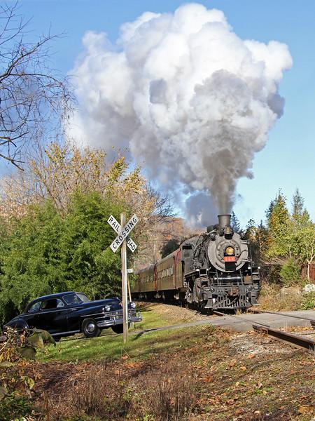 Carpentersville, New Jersey - November 2011
