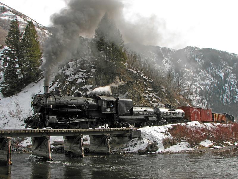 Wildwood, Utah - February 2007