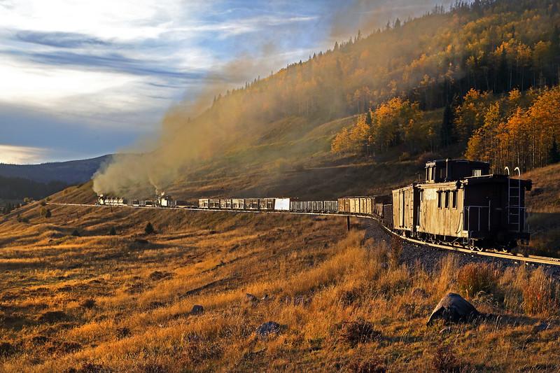 Cumbres Pass, Colorado - September 2015