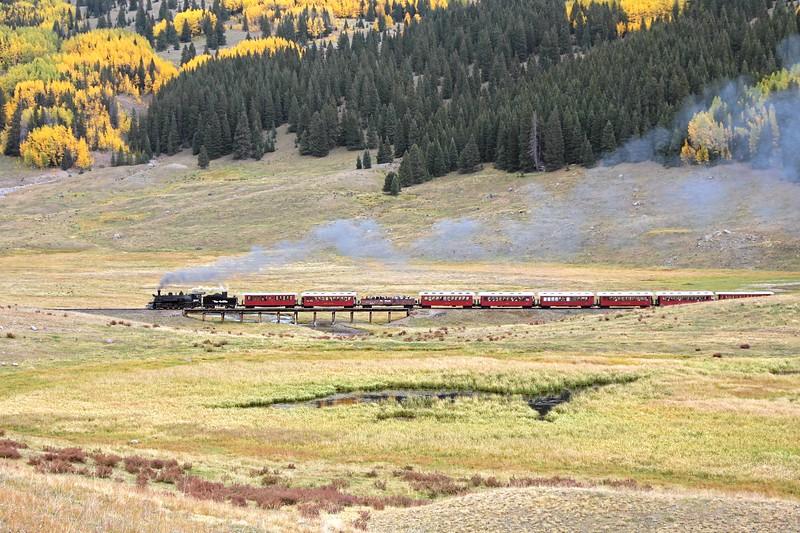 Los Pinos, Colorado - September 2008
