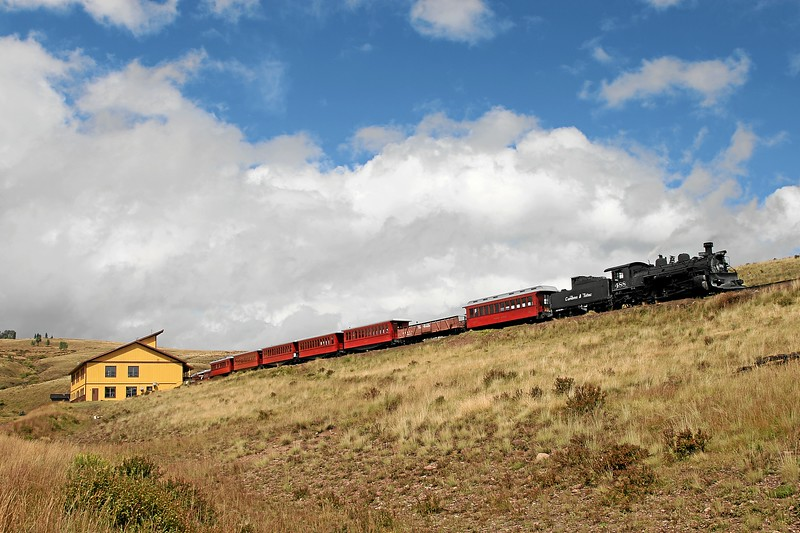 Osier, Colorado - September 2007
