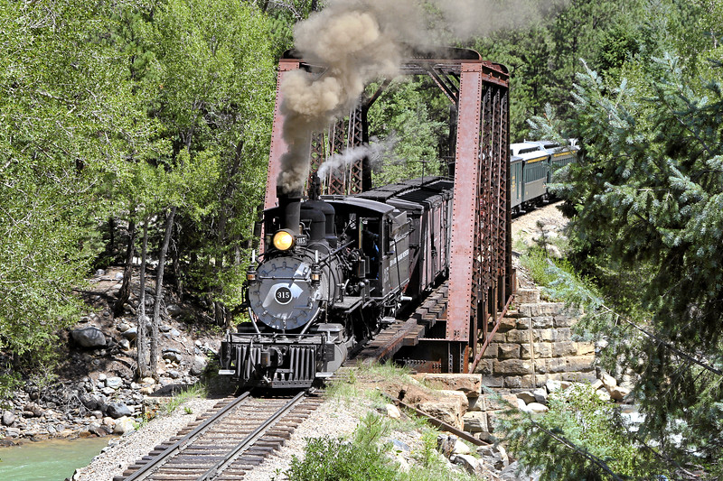 Cascade, Colorado - August 2010