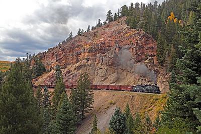 Toltec, New Mexico - September 2015