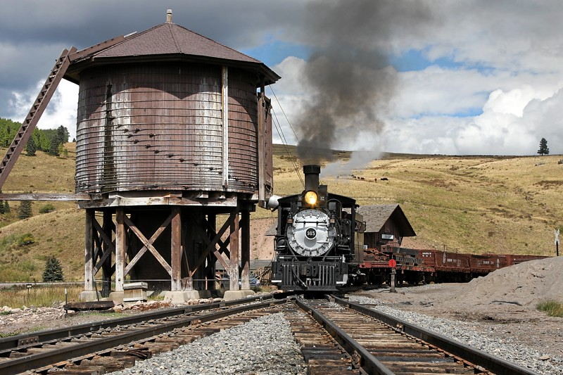 Osier, Colorado - September 2009