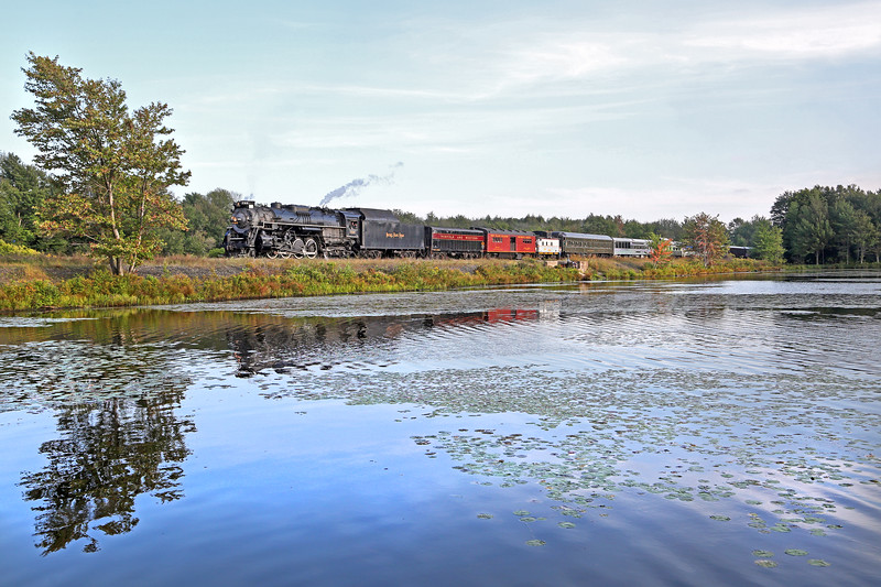 Gouldsboro, Pennsylvania - September 2015