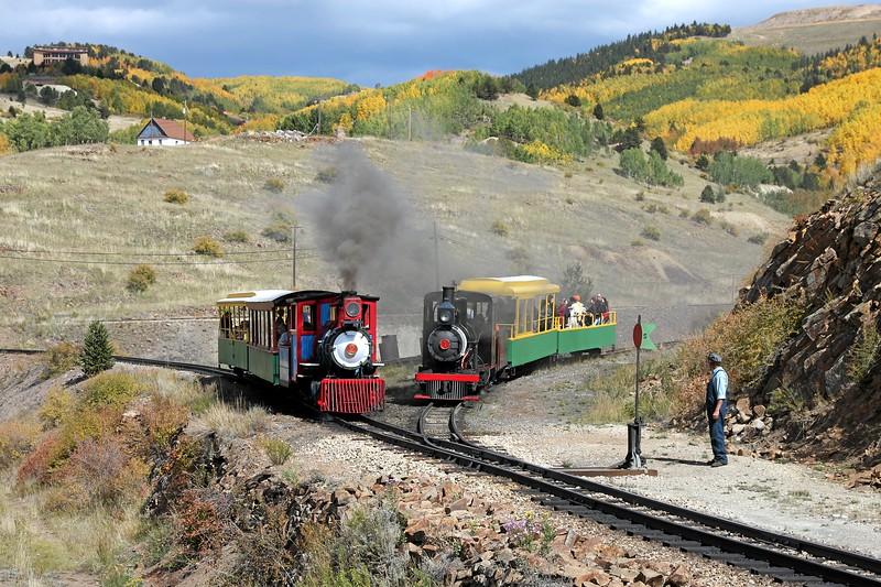 Cripple Creek, Colorado - September 2008
