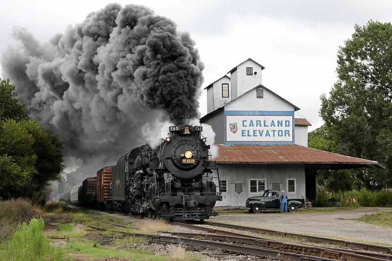 Carland, Michigan - August 2009