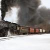 Frostburg, Maryland - January 2013