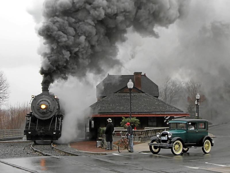 Frostburg, Maryland - December 2006