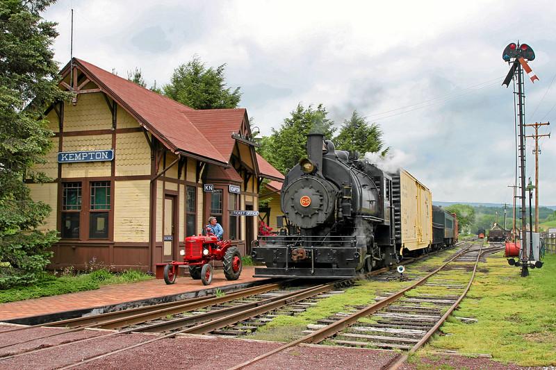 Kempton, Pennsylvania - May 2008