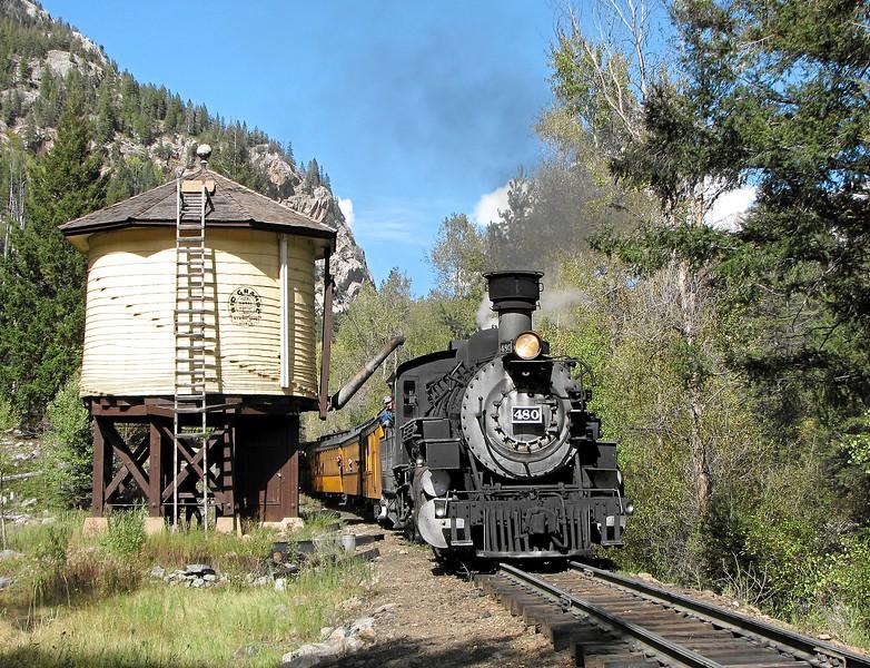 Needleton, Colorado - September 2006