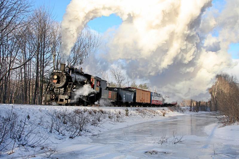 Glen, New Hampshire - January 2009
