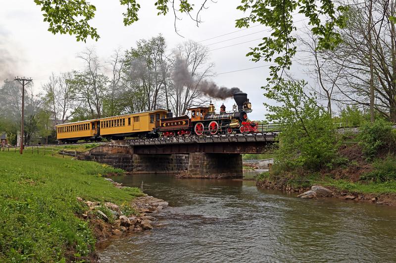 Seitzville, Pennsylvania - May 2014