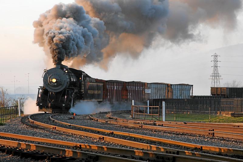 Cumberland, Maryland - November 2009
