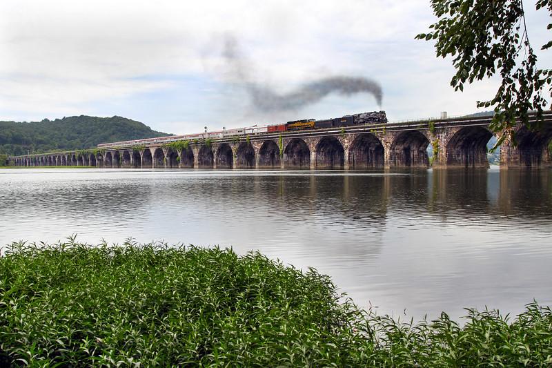 Rockville, Pennsylvania - August 2012